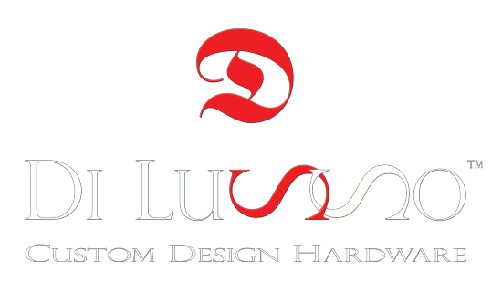Di Lusso Custom Design Hardware Logo